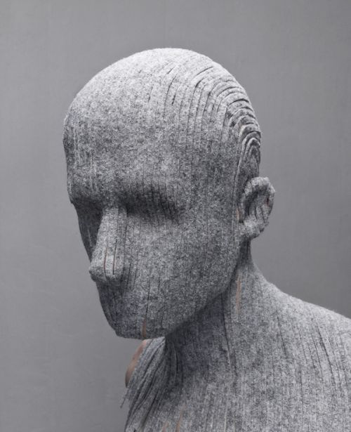 Amazing Faces Art by Levi Van Veluw