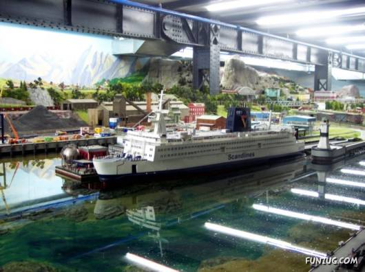 Miniature Models - The City of Your Dreams