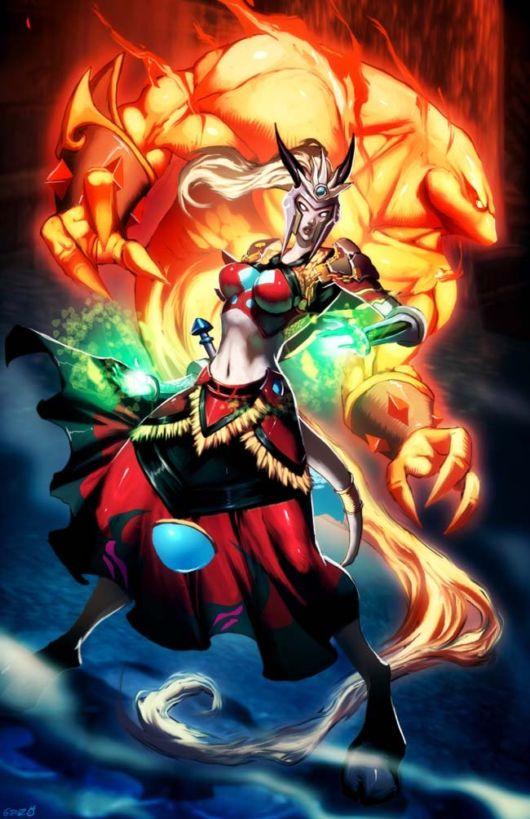 Creative Warriors Artwork by Genzoman