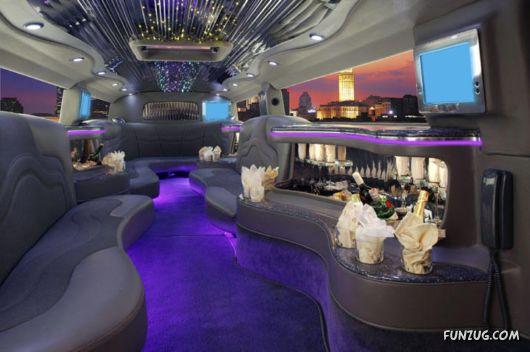 Limousine: The Saloon Car