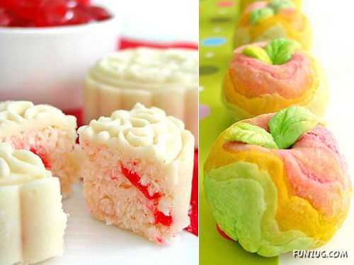 Delicious Moon Cakes Just 4 You