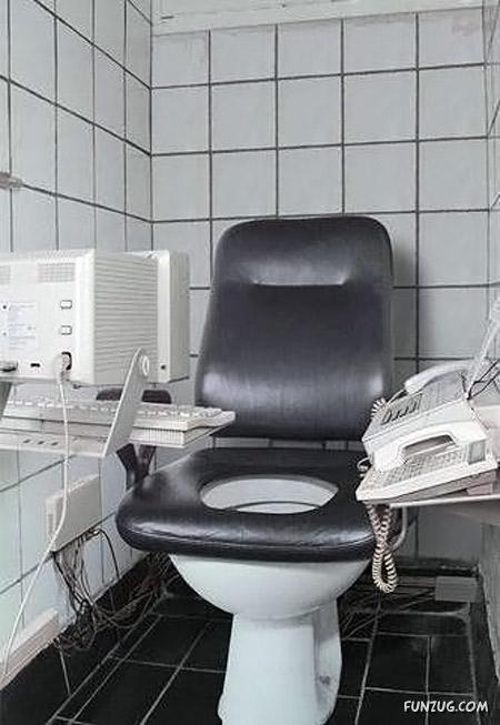 Amazing Toilets Worth Seeing