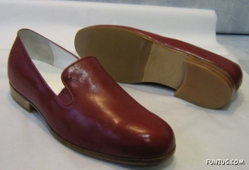 Stefanelli Shoes for Pope Benedetto XVI