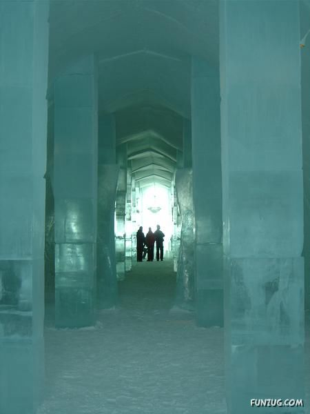 Coolest Ice Hotel in Sweden