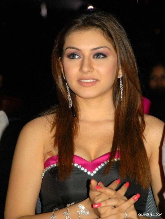 Hansika Motwani for Santosham Awards