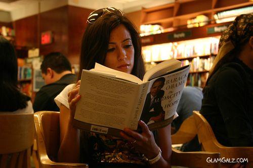 Obama Girl Lee Ettinger