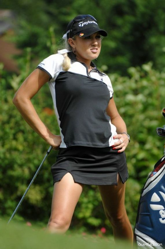Golf Sensation Natalie Gulbis